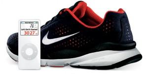 Nike+, zapatillas que registran el ejercicio