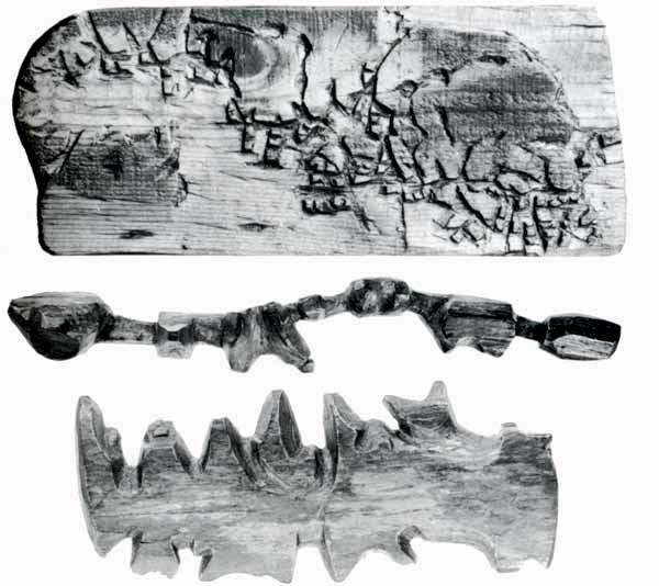 Mapas táctiles esquimales